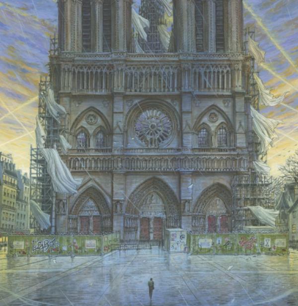 La reconstruction de la Cathédrale de Paris