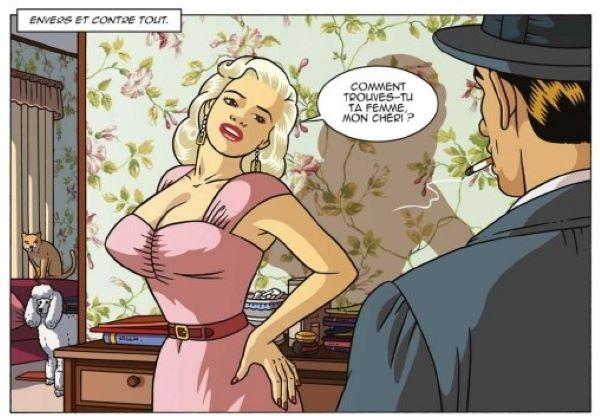 L'une des plus célèbres blondes d'Hollywood