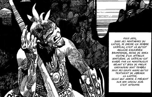 Des dessins époustouflants du maître milanais