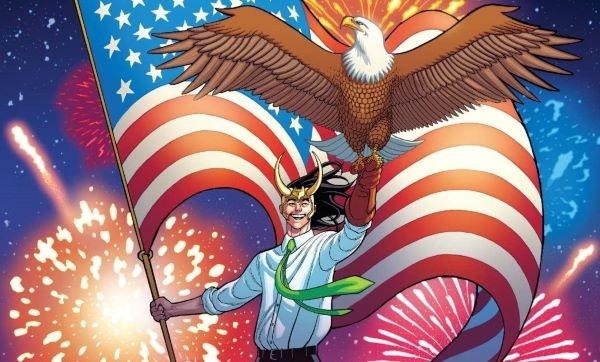 Entre Trump et Loki, pour qui auriez-vous voté?