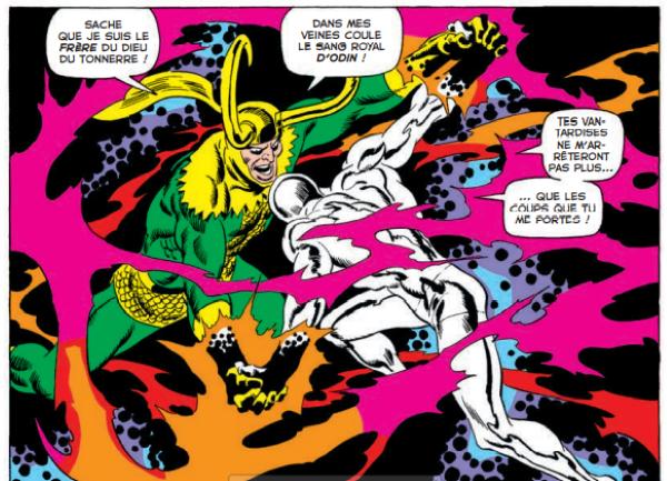 Frère de Thor, Dieu de la Malice, tantôt vilain, tantôt anti-héros