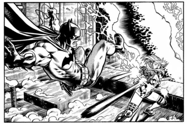 Batman est propulsé dans le jeu Fortnite