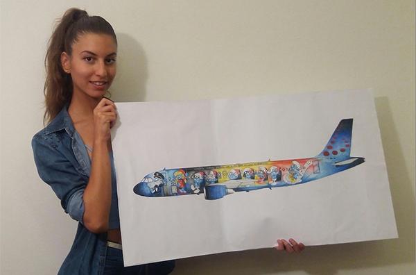 Marta Mascellani avec son projet