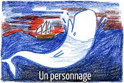Mathilde Poncet en 5 dessins : le modèle
