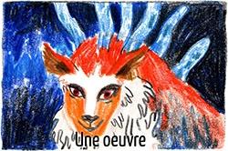 Mathilde Poncet en 5 dessins : l'oeuvre
