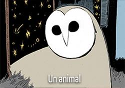 Valentin Gallet en 5 dessins : l'animal