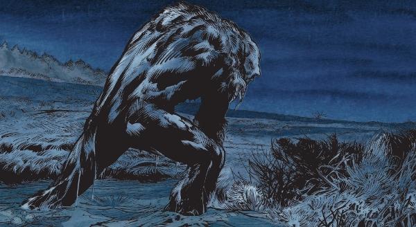 Un monstre en Aubrac ?