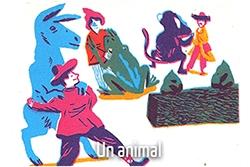 Nicolas André en 5 dessins : l'animal