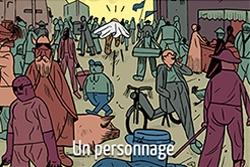 Nicolas André en 5 dessins : le personnage