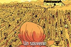 Nicolas André en 5 dessins : le souvenir