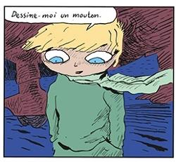 Extrait du Petit Prince