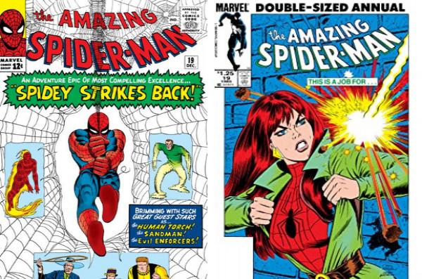 Vous ne pouvez plus vous tromper sur l'écriture de Spider-Man