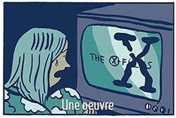 Elizabeth Holleville en 5 dessins : l'oeuvre