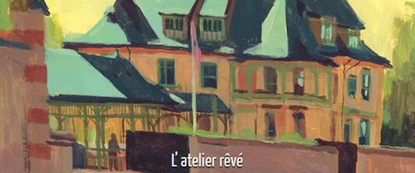 Nicolas André en 5 dessins : l'atelier rêvé