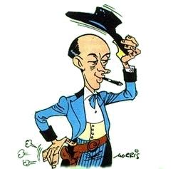 Le père de Buck Danny prospecteur !