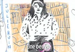 Justine Sarlat en 5 dessins : l'oeuvre