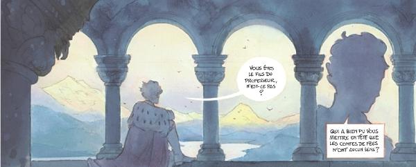 Extrait T.1 : Rencontre avec Louis II