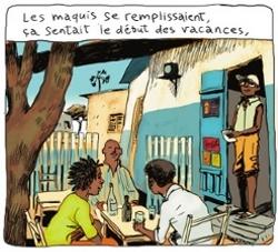 Aya, un regard neuf sur l'Afrique