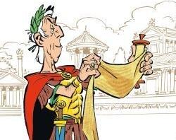 Et si Jules César et Astérix s'étaient rencontrés ?