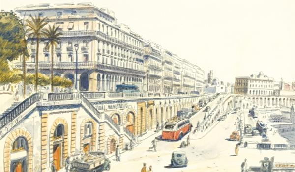 L'Algérie de Ferrandez et Camus