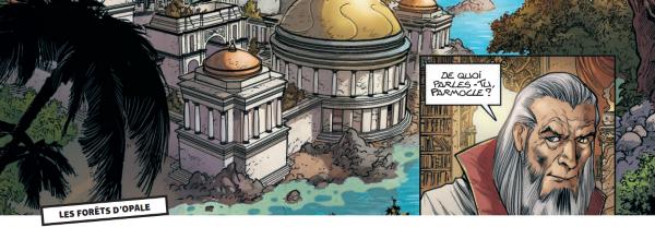 Le jeune Darko doit réaliser la Prophétie pour libérer les Cinq Royaumes, il est alors plongé dans une aventure où se joue le destin d'un monde.
