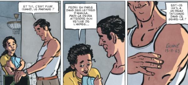 Fernando Pais, médecin, préfère fermer les yeux sur ce Régime, après une expérience de jeunesse douloureuse.