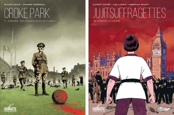 Les deux premiers titres de la collection sont sortis le 30 septembre
