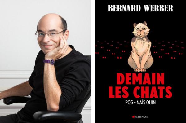 Bernard Werber évoque l'adaptation de son roman philosophique