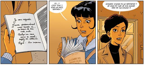 Un Petit livre oublié sur un banc (Jim)