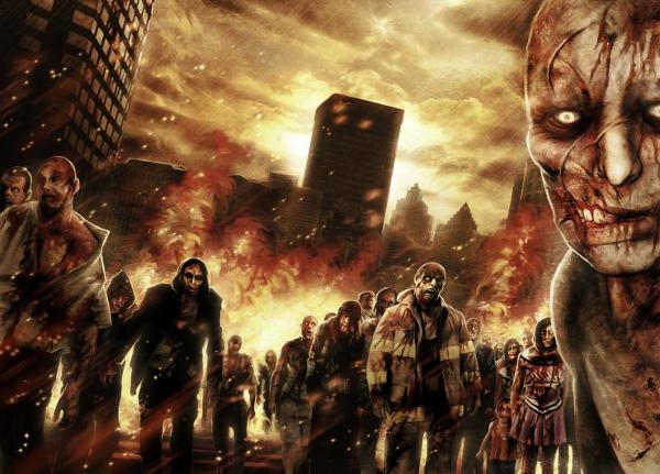 Ilustration pour la série Zombies