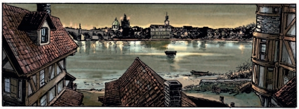 Le kabbaliste de Prague T.1