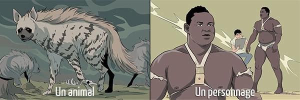 Si Timothé Le Boucher était un animal, il serait une hyène; s'il devait prendre un modèle il choisirait Bombardier.