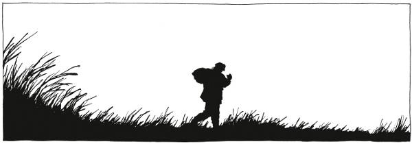 Chabouté adapte le chef d'oeuvre de Melville, Moby Dick, en bande dessinée