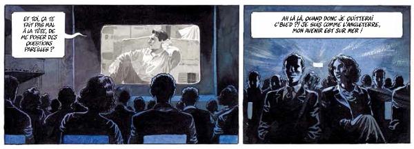 Extrait page 39 de Nuit noire sur Brest