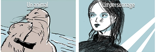 Si André Devaivre était un animal, il serait une loutre ; s'il devait prendre un modèle, il choisirait Irma Vep.