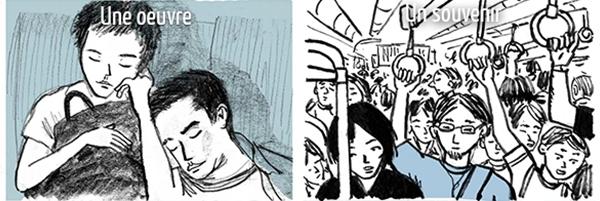Si André Devaivre était une oeuvre, il serait le film Chungking Express ; un souvenir, ses trajets dans le métro !