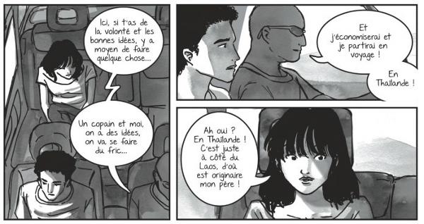 Extrait d'Entre ici et ailleurs, page 157