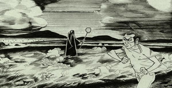 Les artistes nippons inspirent à Valentin des illustrations époustouflantes !