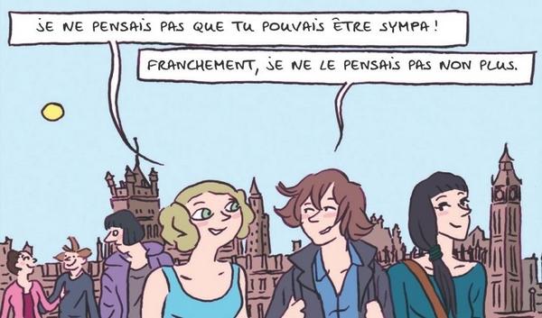 Extrait du Journal d'Aurore T.1 page 131
