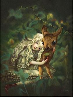 Extrait d'Alice au Pays des merveilles