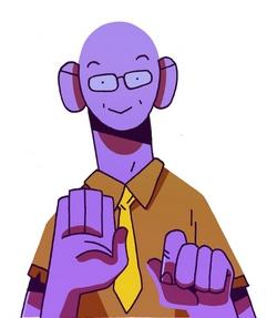 Extravagant et complètement déjanté, The Dean de la série Community est le personnage préféré de Tom Sixmille !