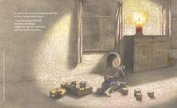 Extrait de Douce Lumière, Chioki Okada