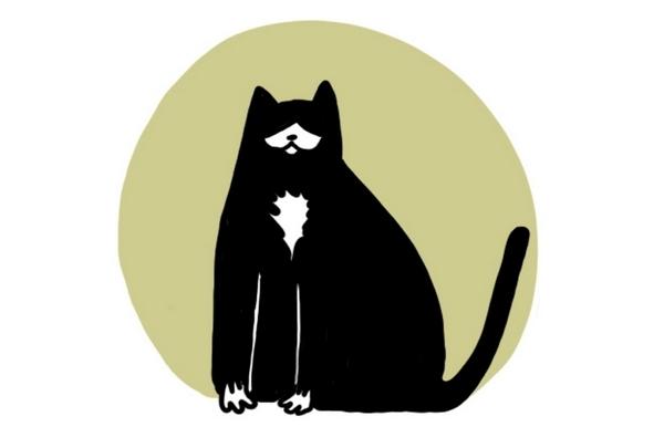 Dans la BD comme dans la vraie vie, le chat de Margaux reste le plus fidèles des compagnons.