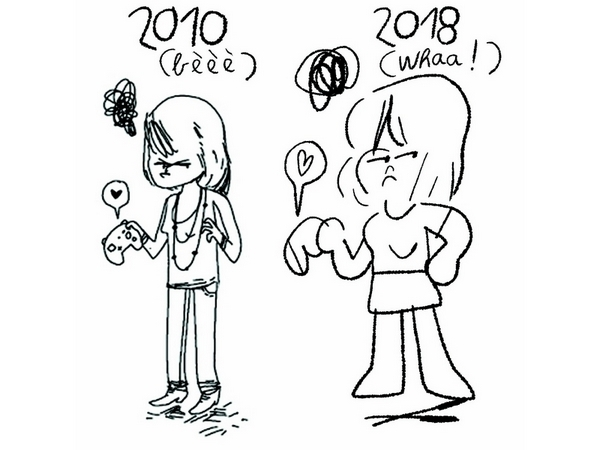 Même après ans, le trait d'Elosterv ne cesse d'évoluer.