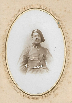 Portrait de Francis Régeard