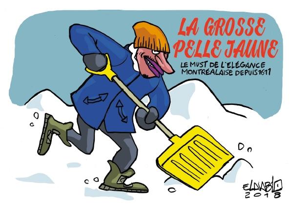 Carte postale La Pelle jaune, une des 6 offertes pour les contributeurs Ulule