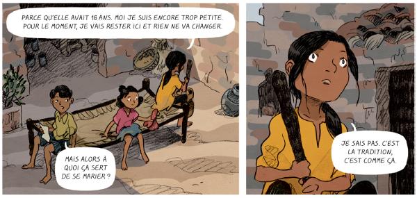 Extrait de Phoolan Devi, reine des bandits