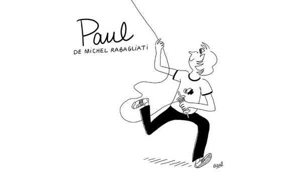 Parmi les autres oeuvres qui ont forgé le trait de Bazil, il y a la série Paul de Michel Rabaglati.