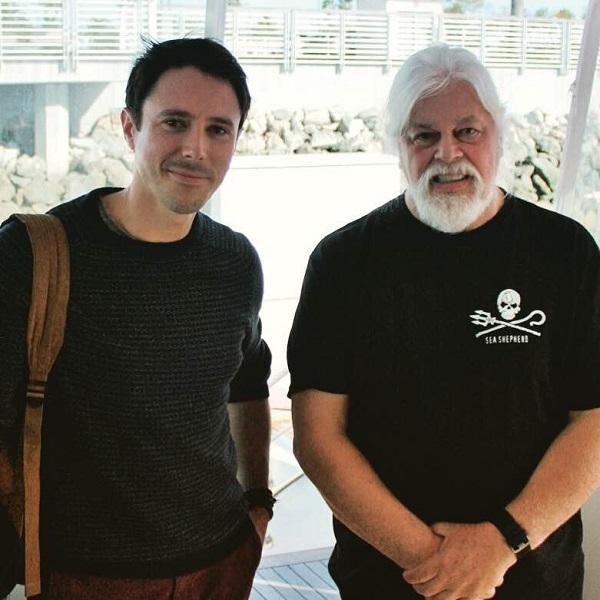 Guillaume-François MAZURAGE et Paul WATSON