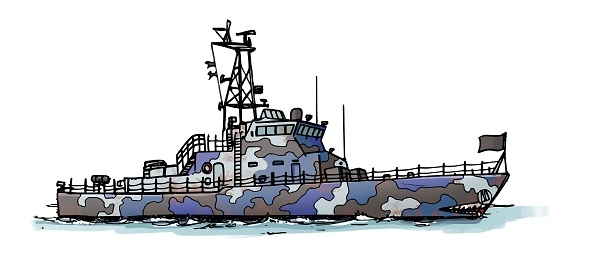 Le John Paul Boat